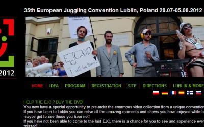 Spendenaufruf von der EJC 2012 in Lublin